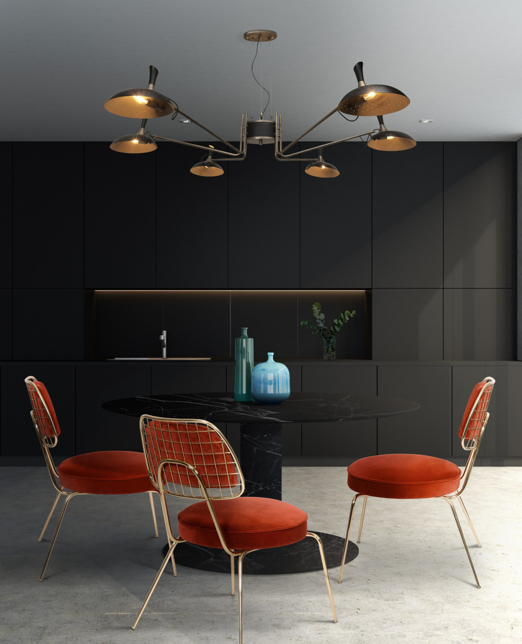 THE BEST FURNITURE FOR YOUR SOPHISTICATED DINING ROOM