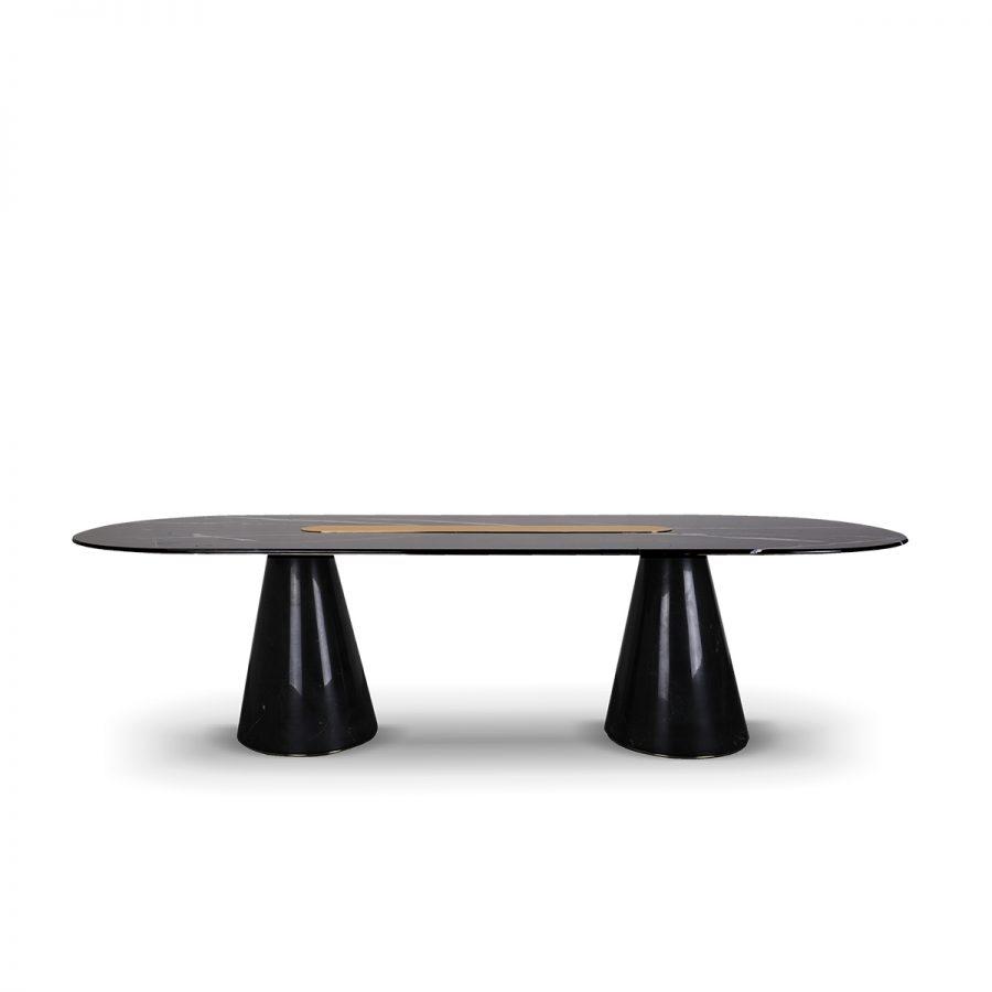 BERTOIA BIG DINING TABLE