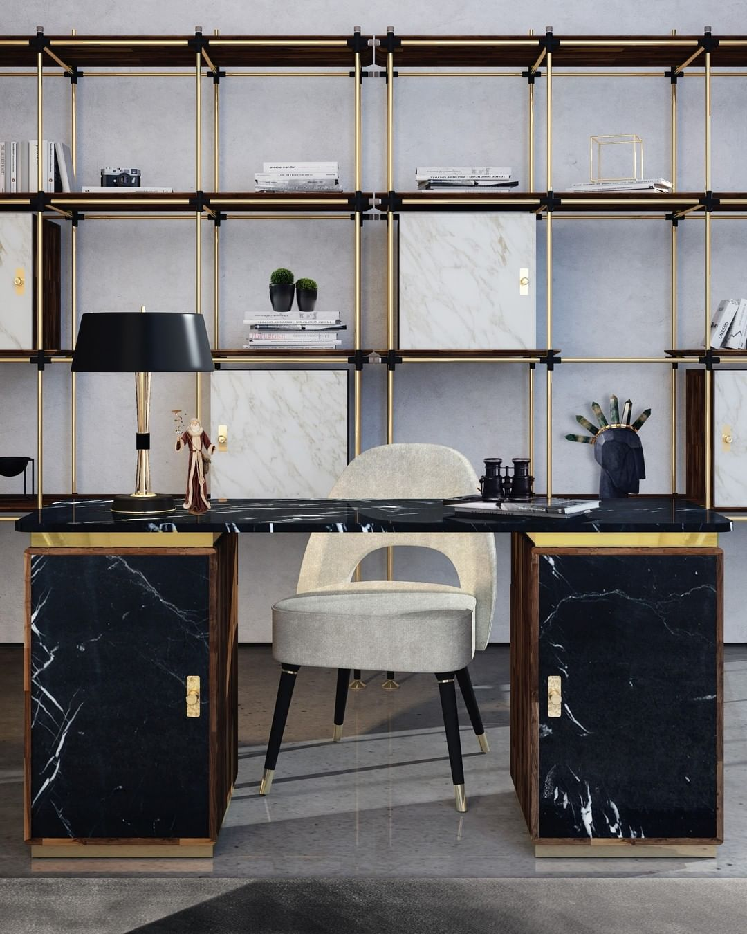 THE DESK THAT MATCHES YOUR OFFICE