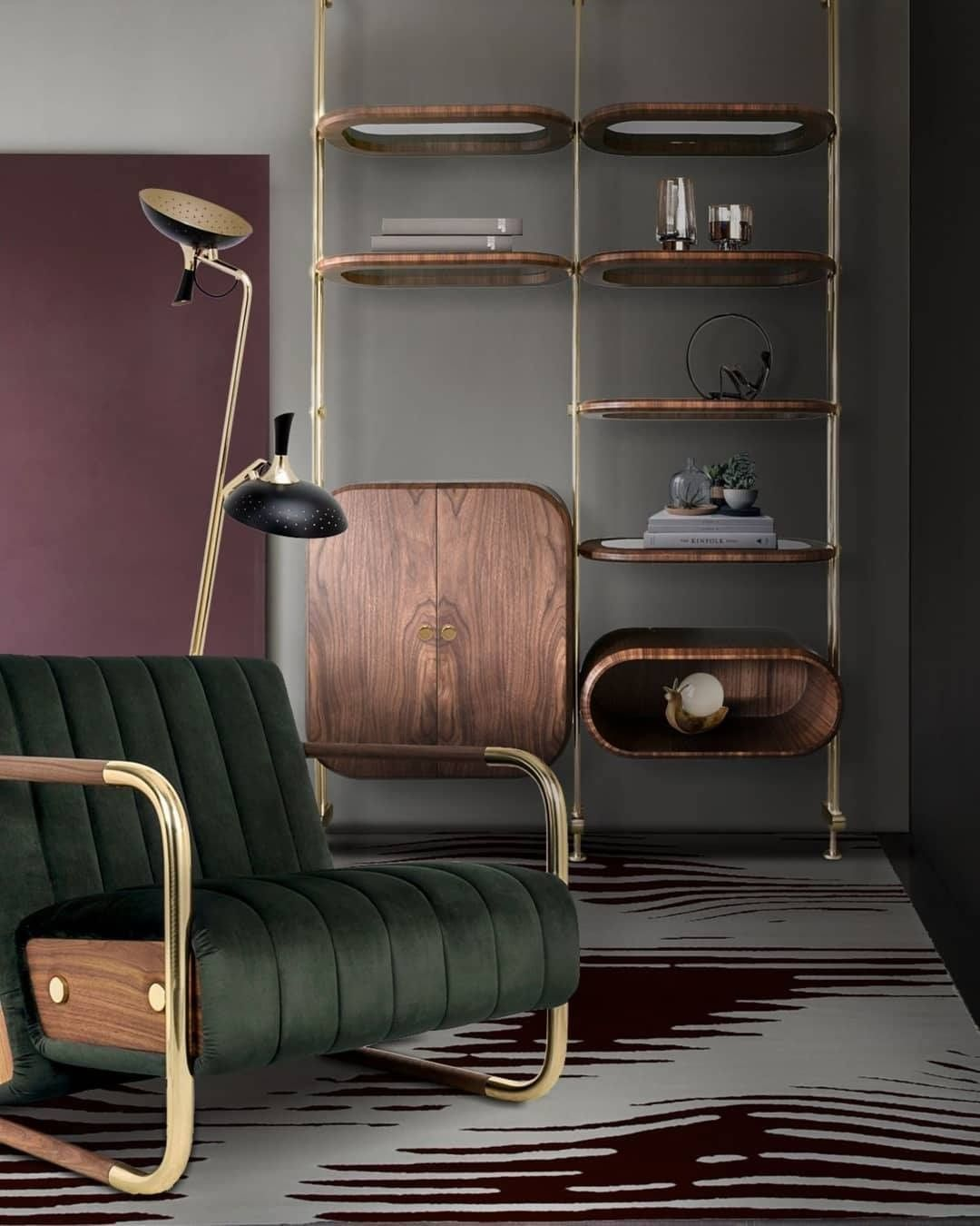 THE PERFECT ADDITION FOR YOUR MID-CENTURY LIVING ROOM