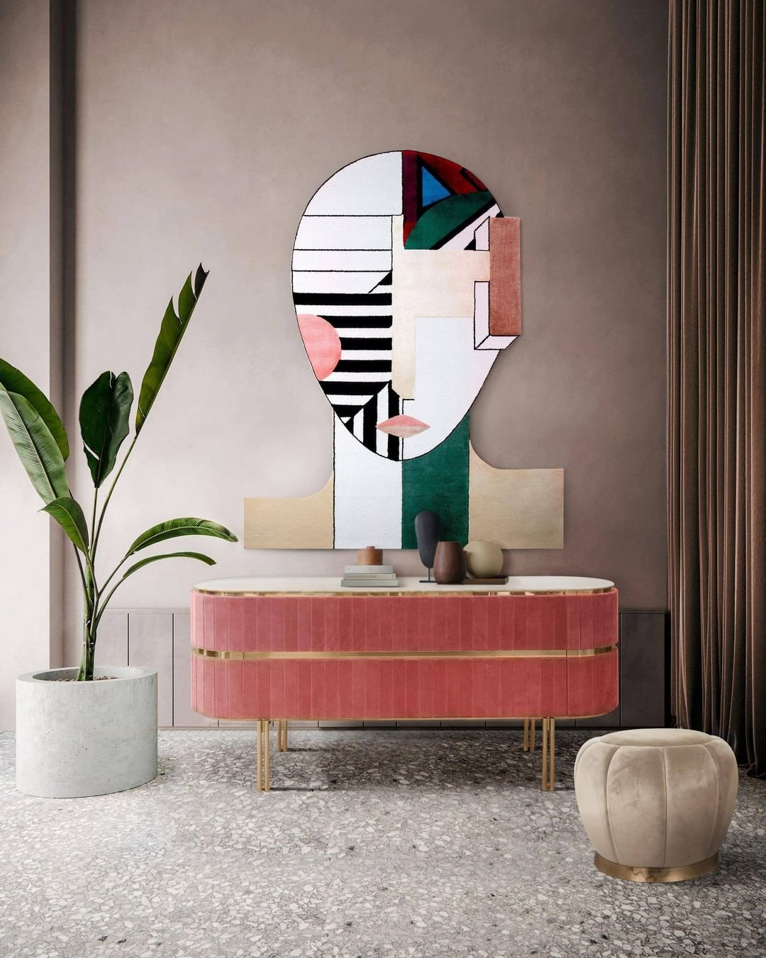 CHECK THIS AMAZING MID-CENTURY SIDEBOARD