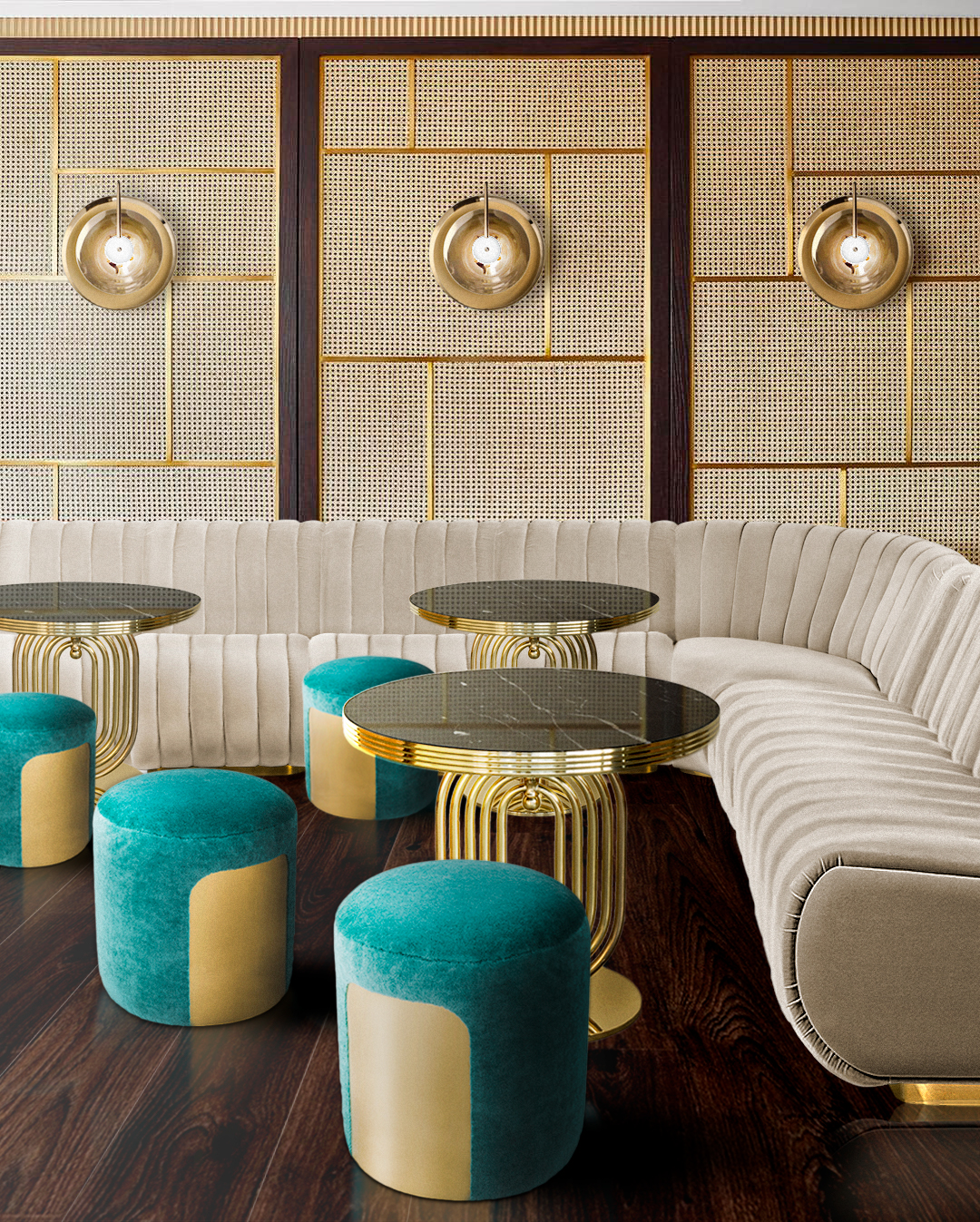 STATEMENT PIECES FOR THE ULTIMATE RESTAURANT PROJECT