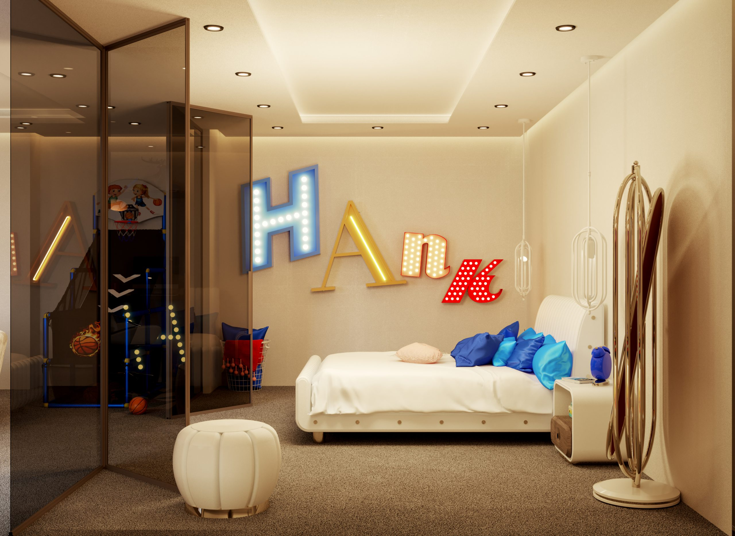 Bedroom Design Ideas That Your Kids Will Fall In Love With