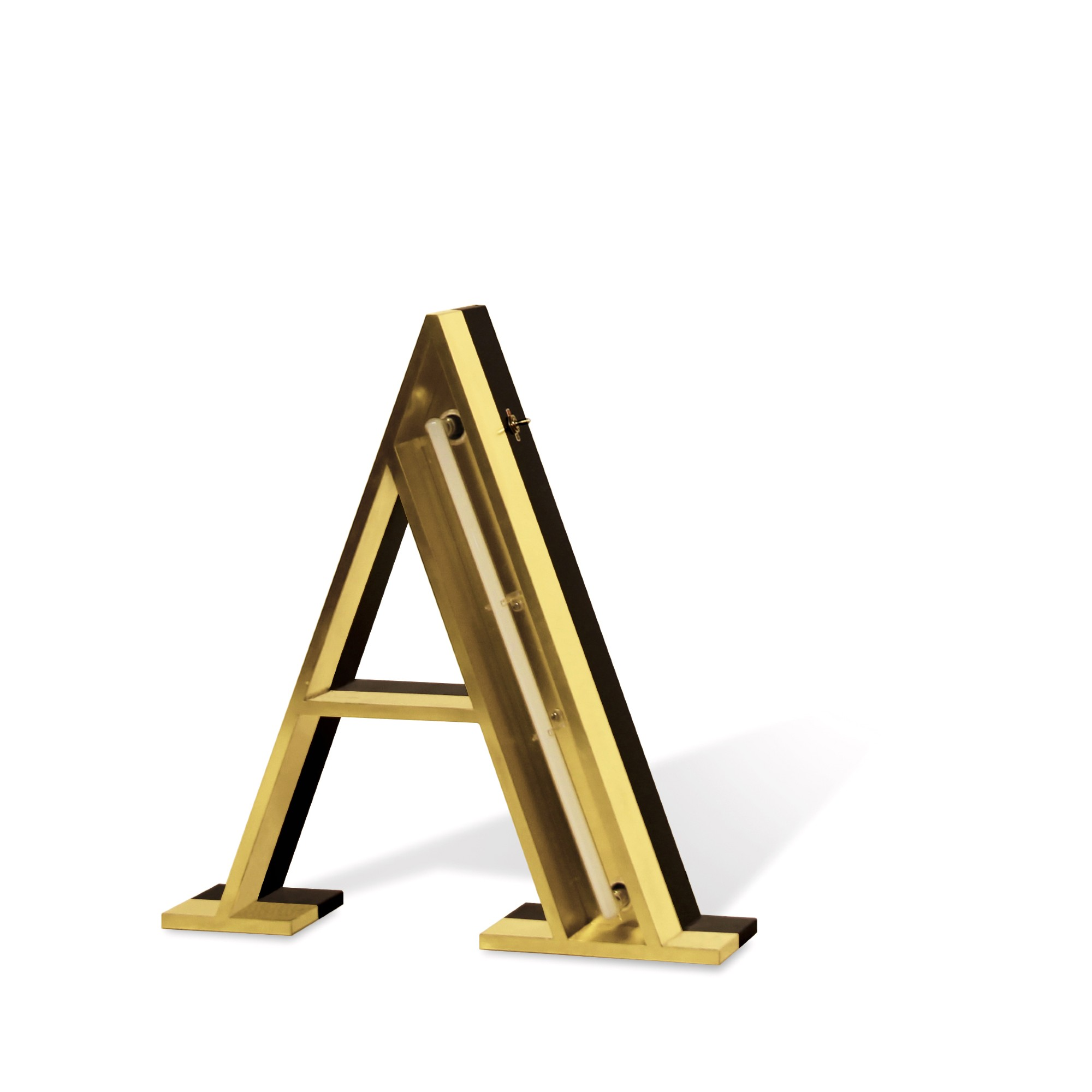GRAPHIC LETTER A
