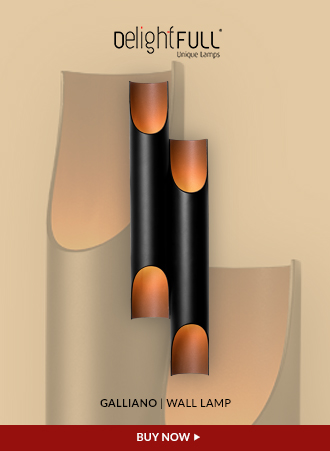 Galliano Wall Lamp