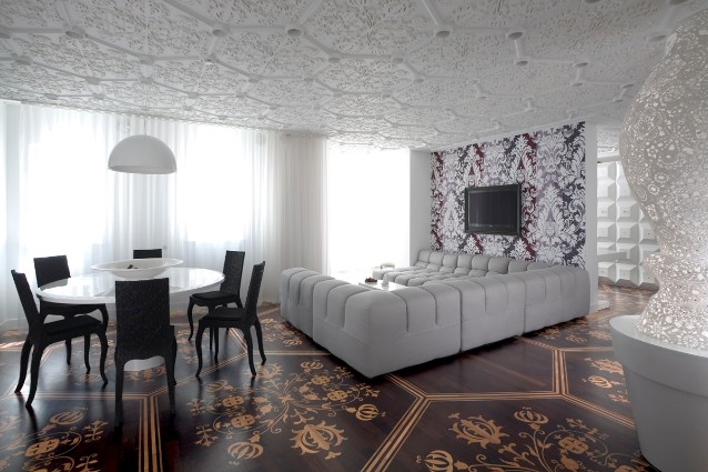 Delicieux MARCEL WANDERS: LUXURY MID CENTURY MODERN INTERIORS Mid Century Modern  Interiors MARCEL WANDERS