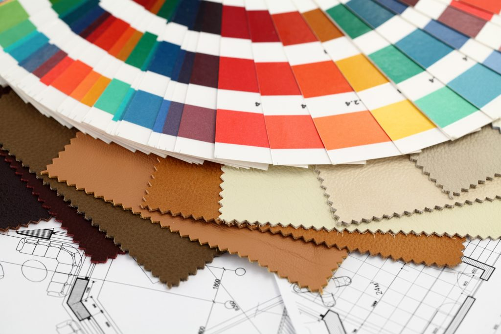 Trendy Colors To Use In 2017 Interior Design Projects