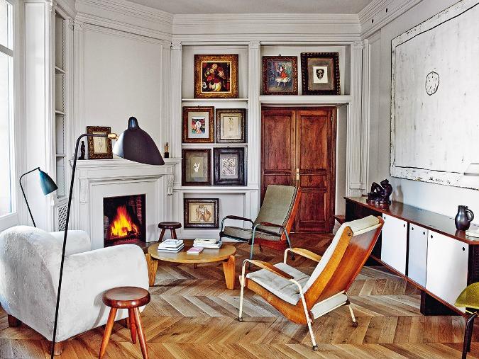 8 Breathtaking Mid century Modern Living Rooms