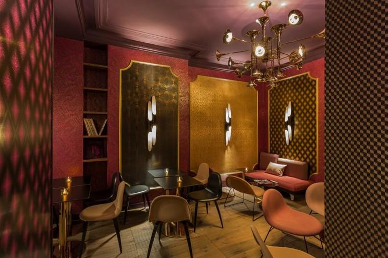 the idol hotel paris. Black Bedroom Furniture Sets. Home Design Ideas