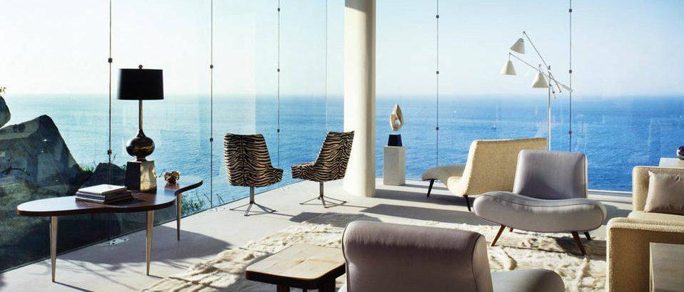 8 breathtaking mid-century modern living rooms