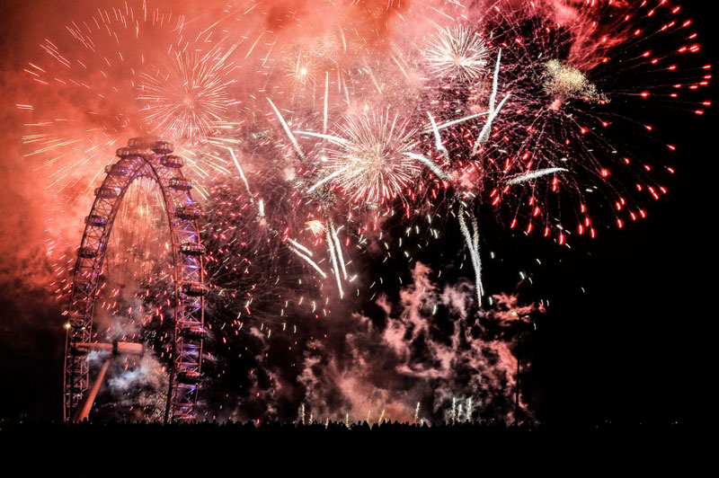 10 WAYS TO PARTY ON NEW YEAR'S EVE IN LONDON New Year's Eve 10 WAYS TO PARTY ON NEW YEAR'S EVE IN LONDON 9