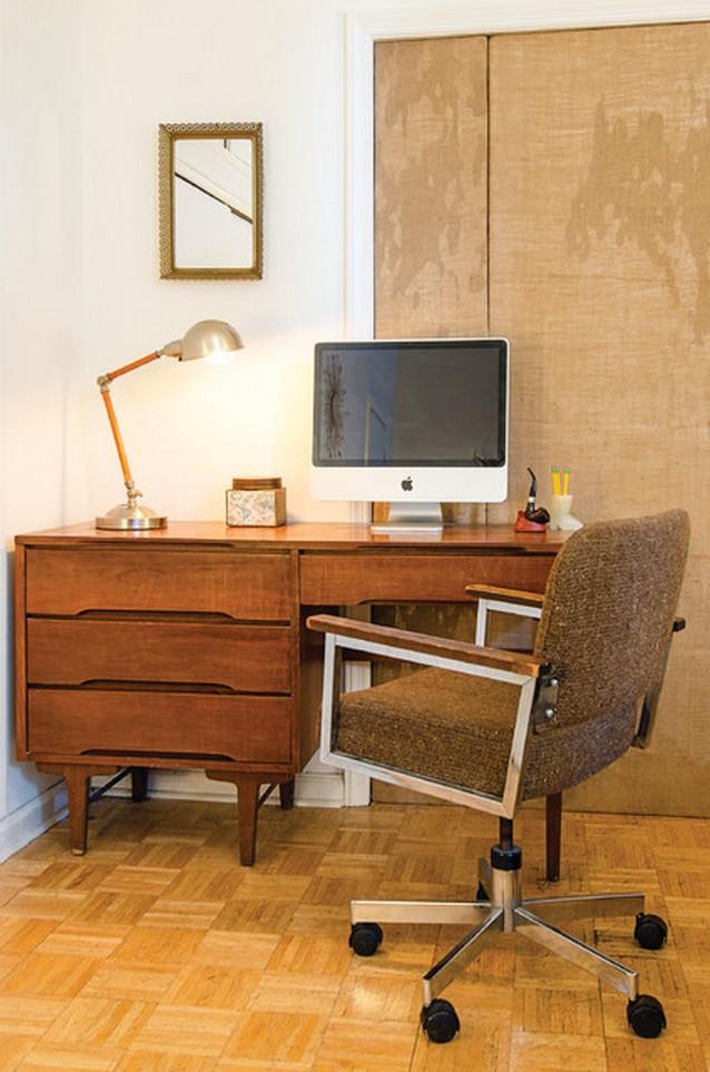 Mid Century Modern Home Office mid-century modern home office designs