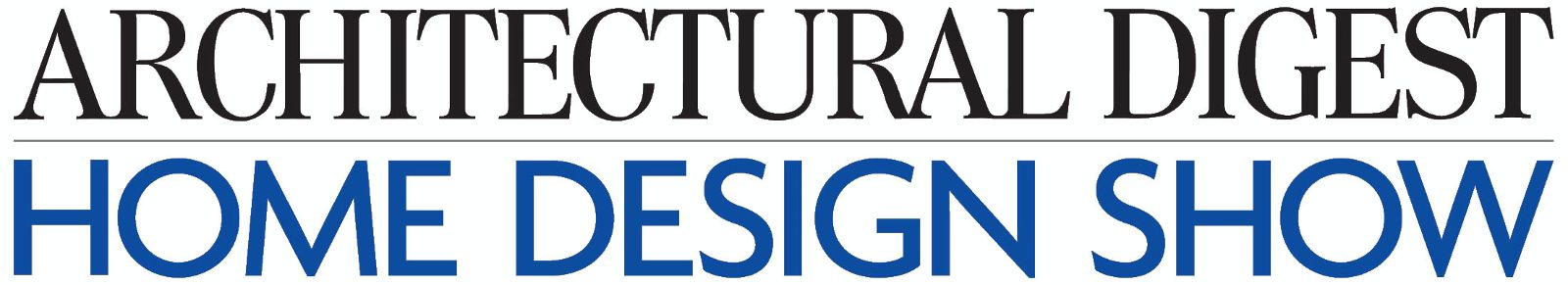 architectural digest design show - what can we expect?