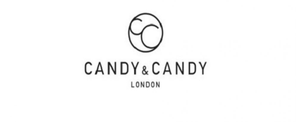 DECOR IDEAS BY CANDY & CANDY candy london Decor Ideas by Candy and Candy London Candy Candy logo 994x410