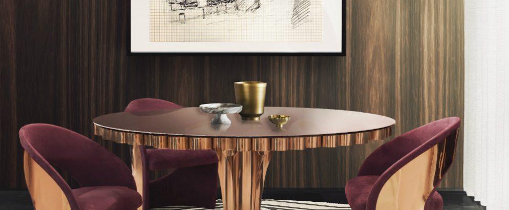 Interior Design Trends: Luxury Tables