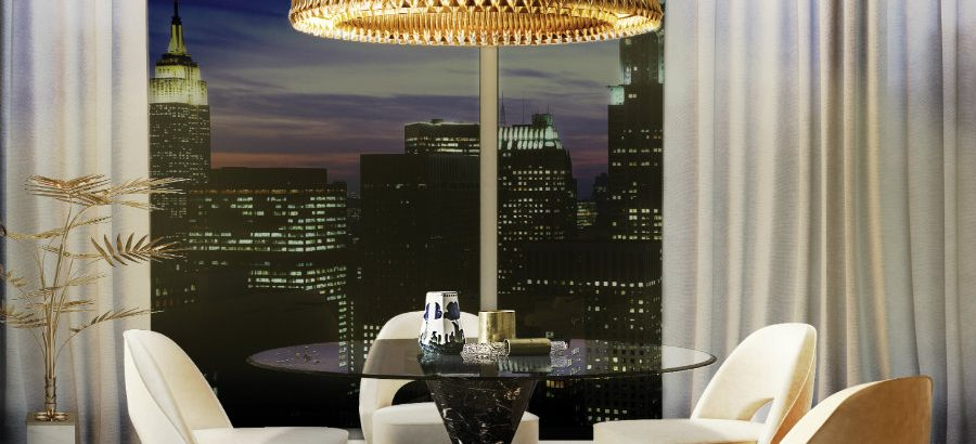 Trends For 2017 Dining Tables To Inspire