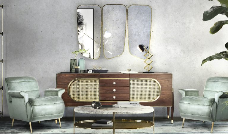 mid-century living room Achieve the mid-century living room of your dreams Feel Inspired by These 20 Mid Century Living Room Ideas 19 feat 768x450