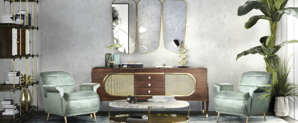 mid-century living room Achieve the mid-century living room of your dreams Feel Inspired by These 20 Mid Century Living Room Ideas 19 feat 994x410