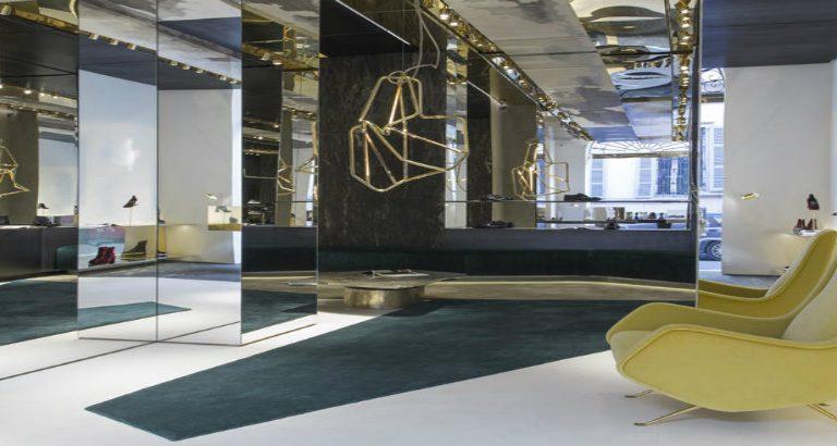 Premiata Milano: A one-of-a-kind fashion boutique designed by Vincenzo De Cotiis Architects