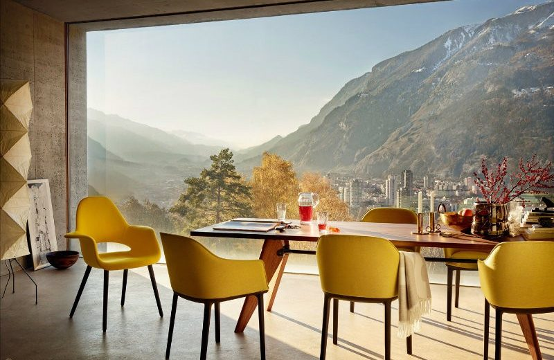 iSaloni 2017: An Inside Look At Vitra's Luxurious Home Collection