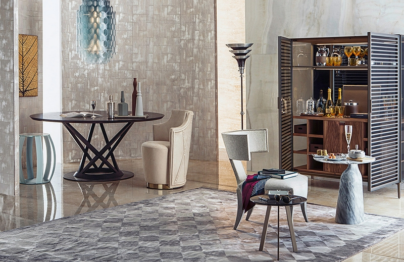 The Best Of Isaloni 2017: Discover The Luxurious Gianfranco Ferrè Rugs | You can visit us at our website, www.essentialhome.eu and check our Pinterest @midcenturyblog to get more #MidCenturyModern inspiration. isaloni 2017 The Best Of Isaloni 2017: Discover The Luxurious Gianfranco Ferrè Rugs Essential Home The Best Of Isaloni 2017 Discover The Luxurious Gianfranco Ferr   Rugs 4