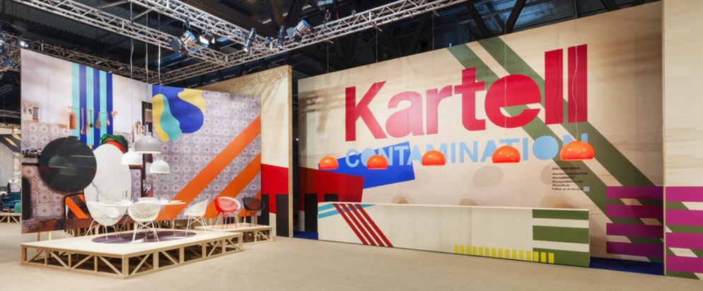 iSaloni 2017: Kartell's Tribute do Componibili's 50th Anniversary