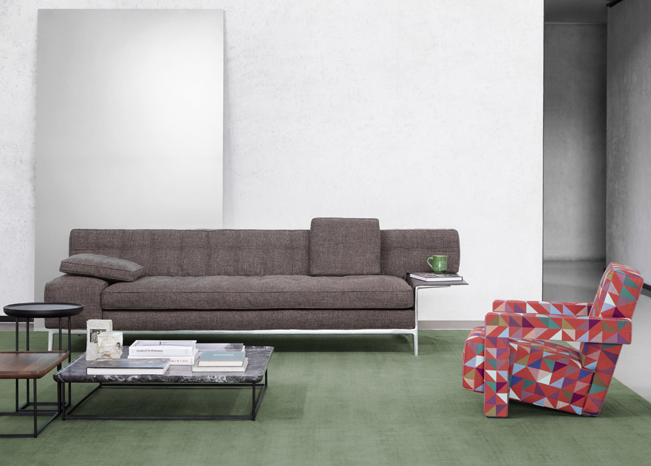 Cassina Cassina Celebrates 90 years by Renovating its Showroom in Milan essential home Cassina Celebrates 90 years by Renovating its Showroom in Milan 4