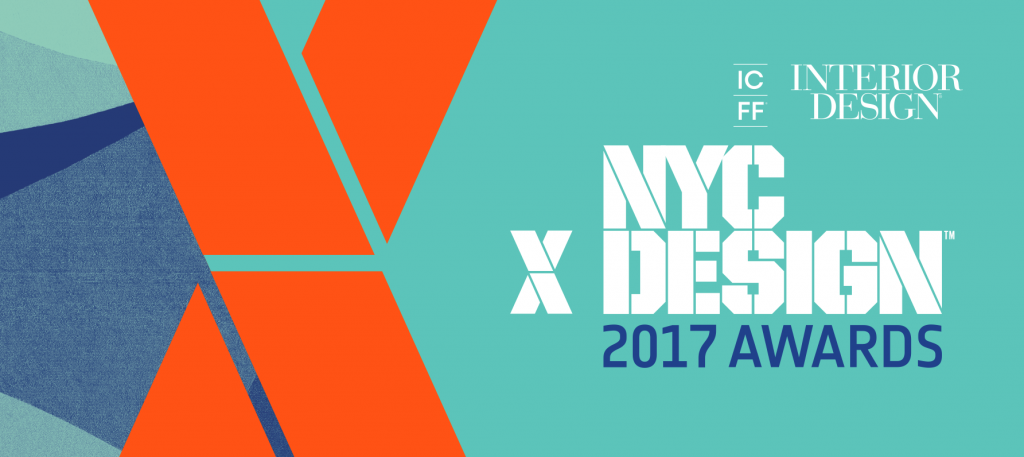 Interior Design and ICFF announce the 2nd annual NYCxDESIGN Awards