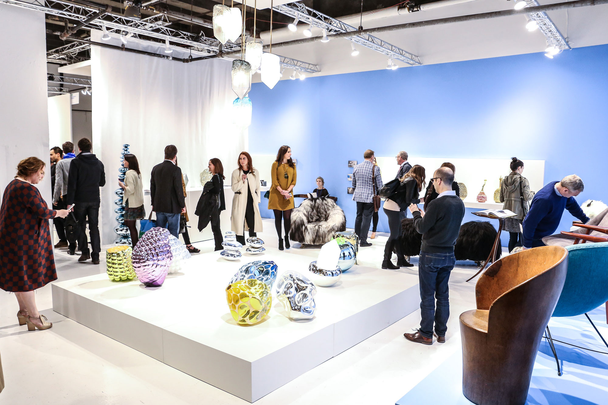 Three of the Best Showcases from New York's Collective Design Fair 2017 collective design fair 2017 Three of the New York's Collective Design Fair 2017 Best Showcases Three of the Best Showcases from New Yorks Collective Design Fair 2017