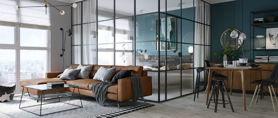 How Mid-Century Furniture Can Improve a Small Apartment\'s Decor