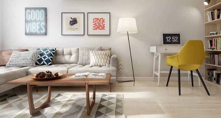 Mid-Century Modern Interior Decor Ideas