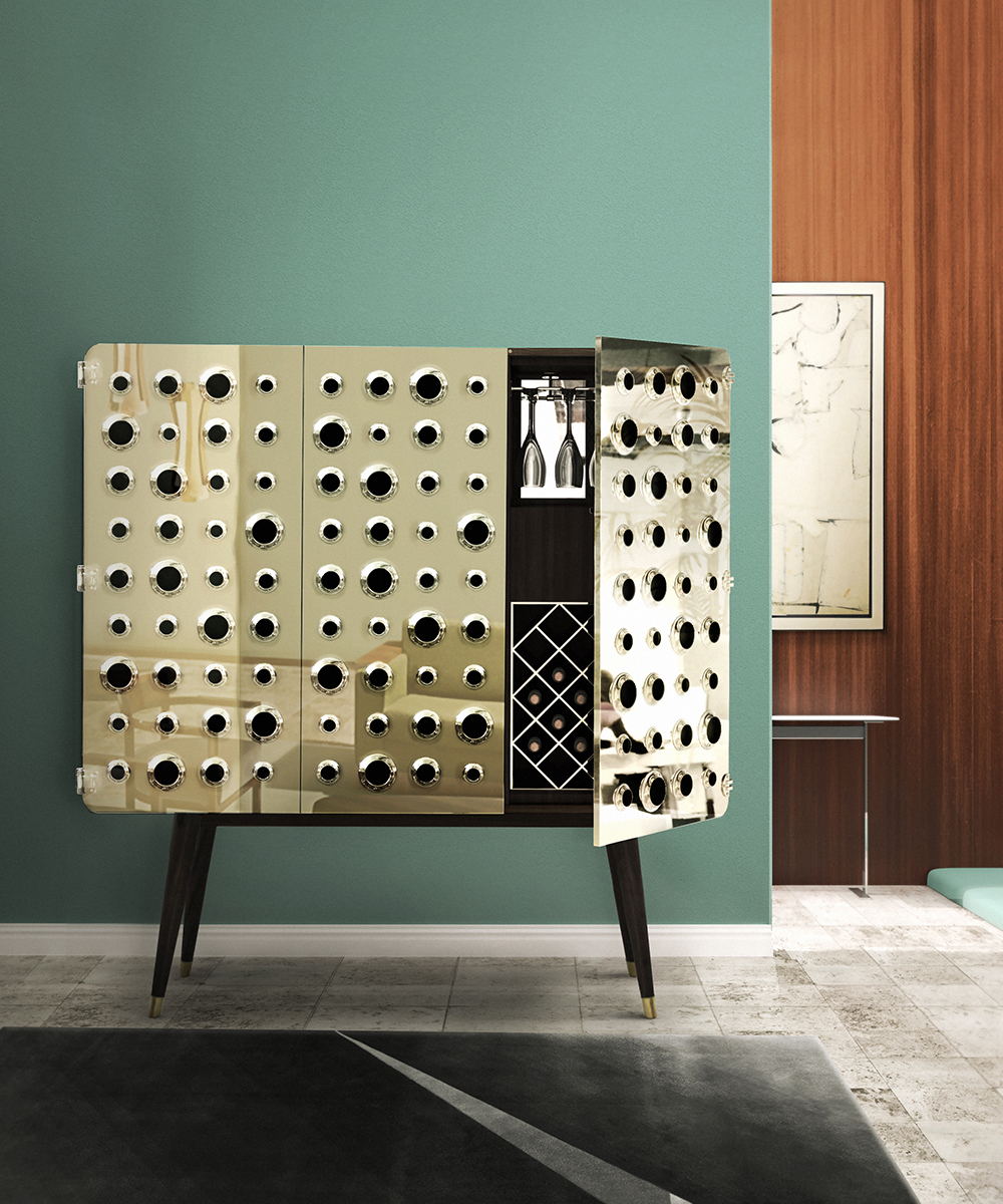 Mix & Match- Mid-Century Furniture and Brass mid-century furniture Mix & Match: Mid-Century Furniture and Brass Mix Match Mid Century Furniture and Brass 2