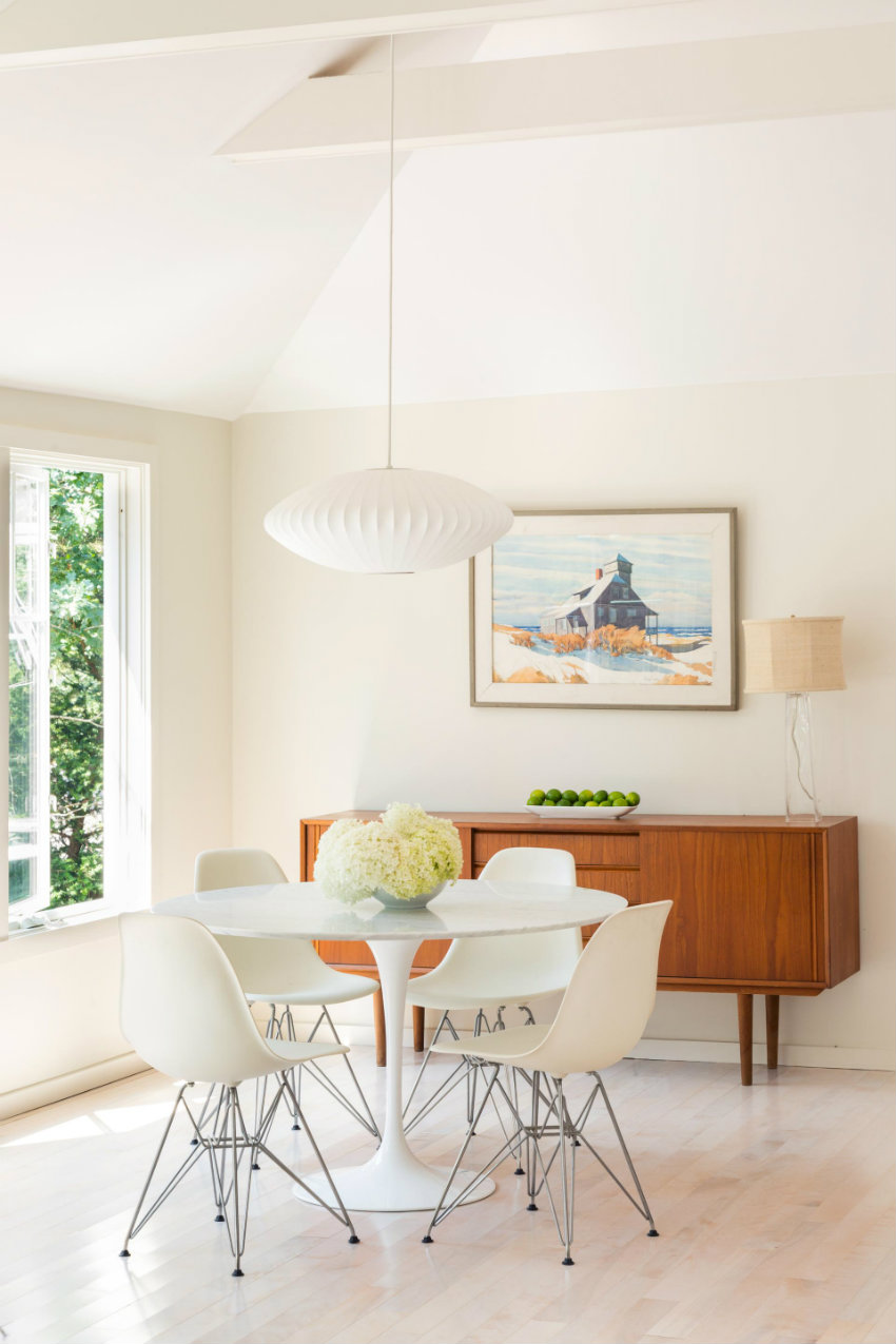 What Is Mid Century Style redesigning a summer cottage with a mid-century style