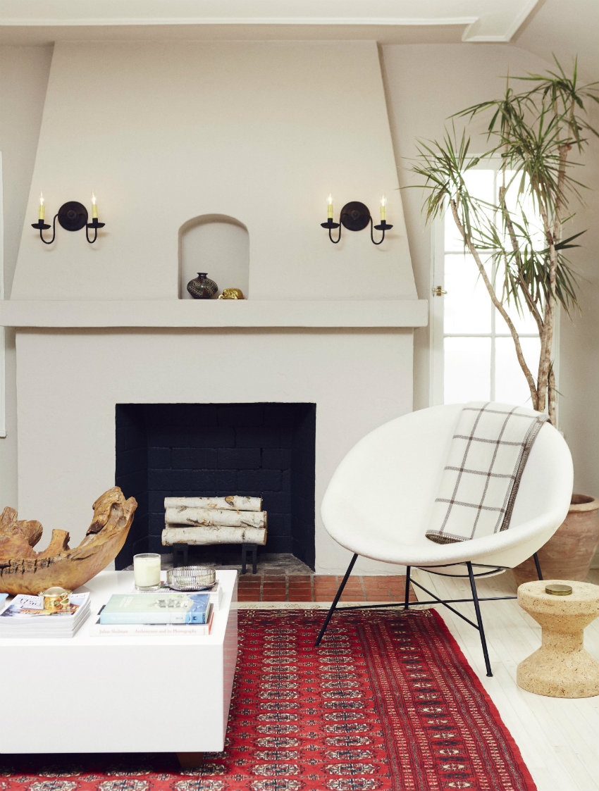 Home Makeover A Mid Century Chic Duplex House
