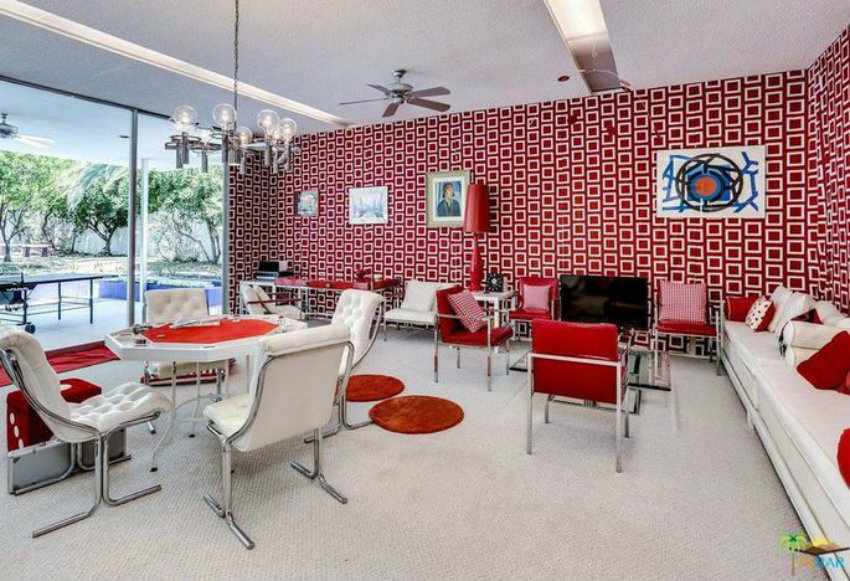 This Palm Springs Mid Century Modern Home Is On The Market