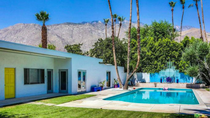 This Palm Springs' Mid-century Modern Home Is on the Market! mid-century modern home This Palm Springs' Mid-century Modern Home Is on the Market! This Palm Springs Mid century Modern Home Is on the Market