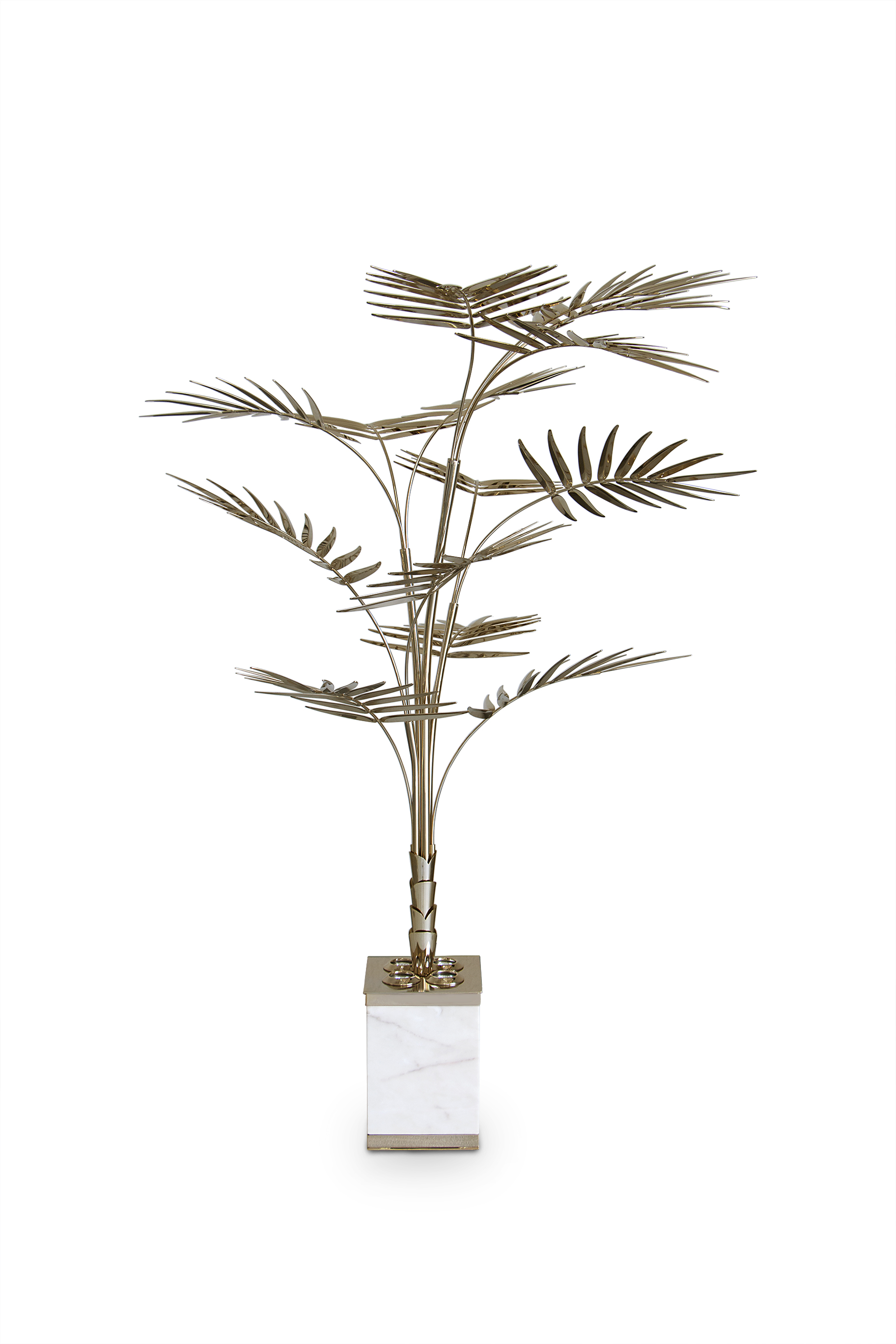 most popular rooms on pinterest The Most Popular Rooms on Pinterest by Elle Decor ivete floor lamp 01 HR