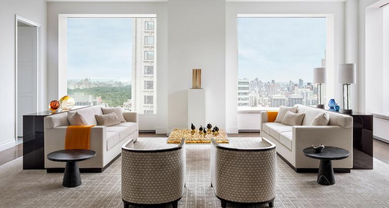 A 432 Park Avenue Apartment Designed by Deborah Berke PartnersA 432 Park Avenue Apartment Designed by Deborah Berke Partners