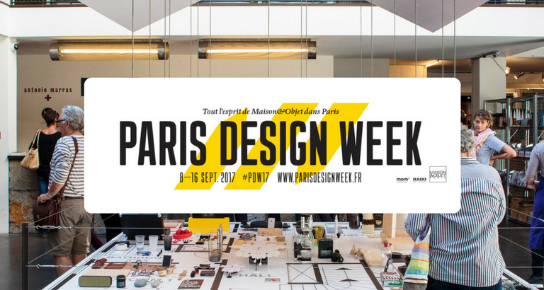 Paris Design Week- The Events You Should Be Putting on Your Calendar!