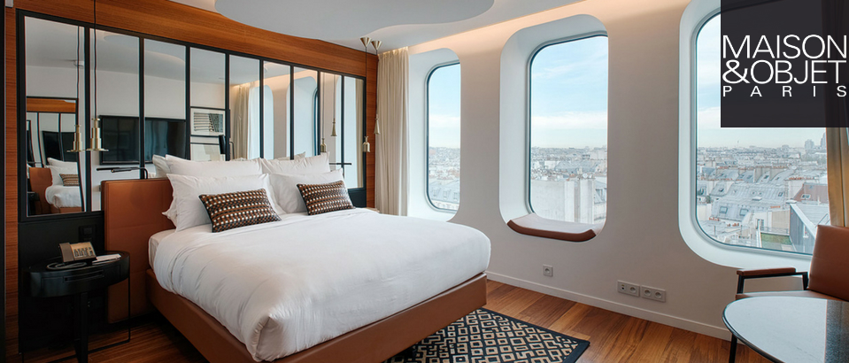 These Are the 8 Hotels You Need to Know Before Maison et Objet 2017!