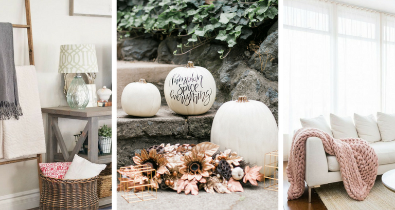 8 Fall Decorating Ideas Everyone Will be Talking About in October