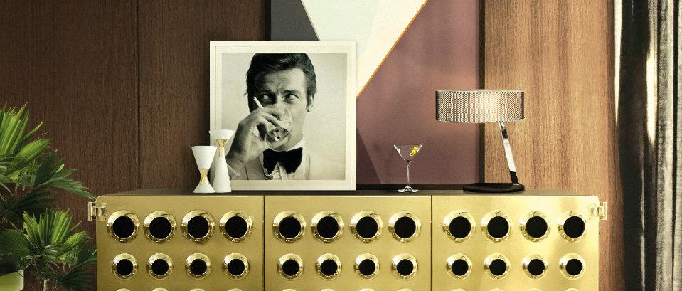 Get all James Bond W/ These 5 Mid Century Modern Design Furniture