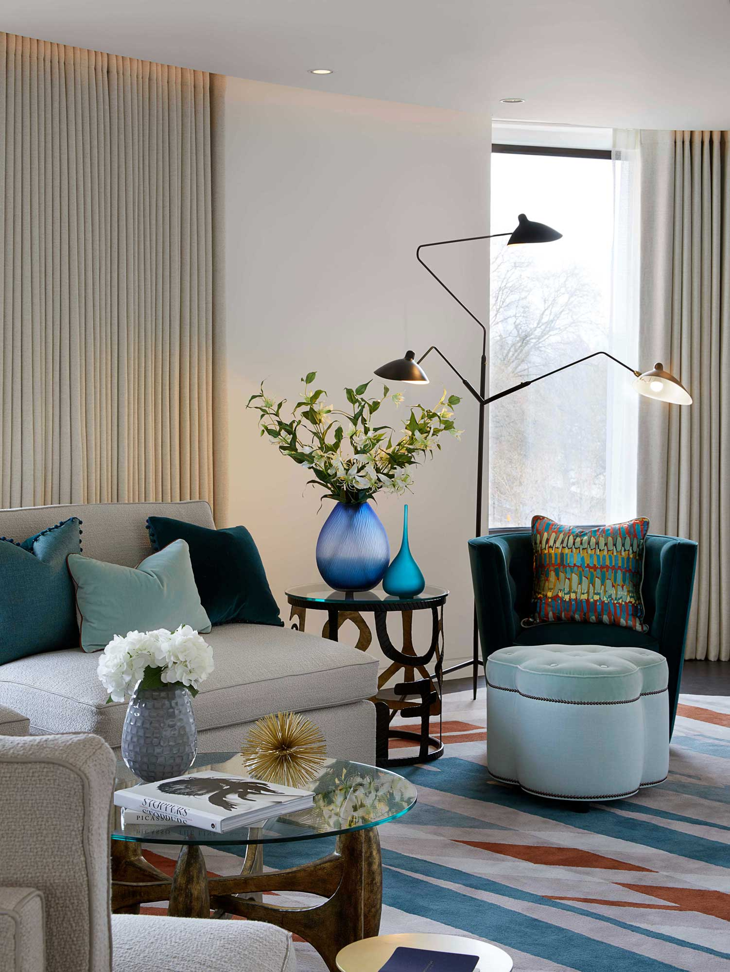 How Morpheus London Brought the River Into this Westminster Apartment westminster apartment How Morpheus London Brought the River Into this Westminster Apartment How Morpheus London Brought the River Into this Westminster Apartment 3