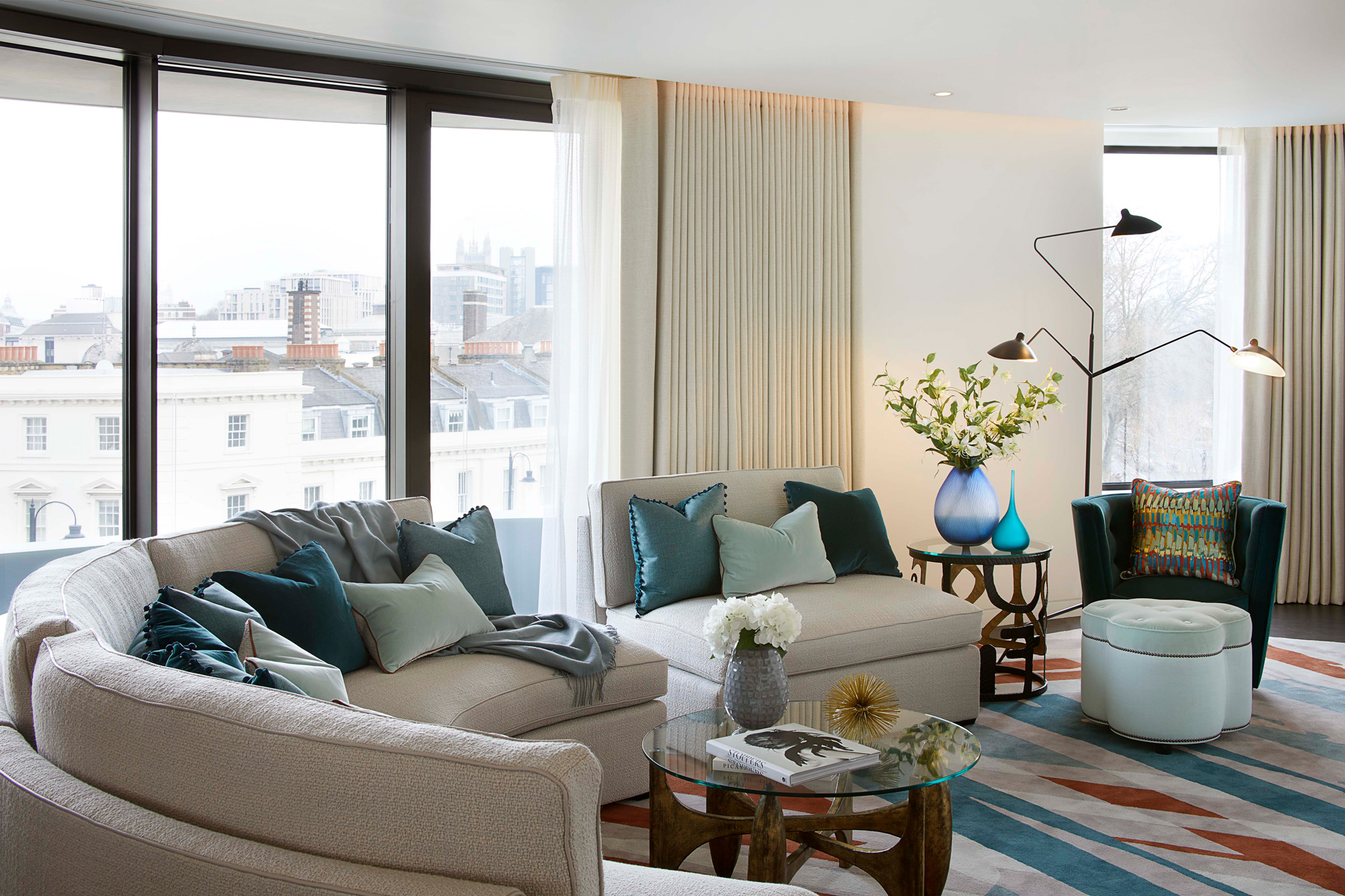 How Morpheus London Brought the River Into this Westminster Apartment westminster apartment How Morpheus London Brought the River Into this Westminster Apartment How Morpheus London Brought the River Into this Westminster Apartment 5