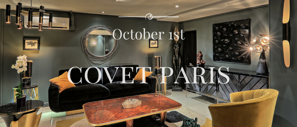 Meet Covet Paris- The Only Showroom in Paris You Will Want to Visit