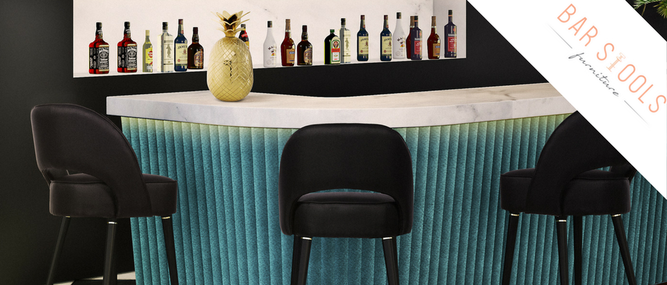 Bar Stools Furniture: The Mid-Century Blog You Need in Your Life