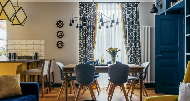 Enjoy Home- Taking a Tour Through the Best of Russian Interior Design