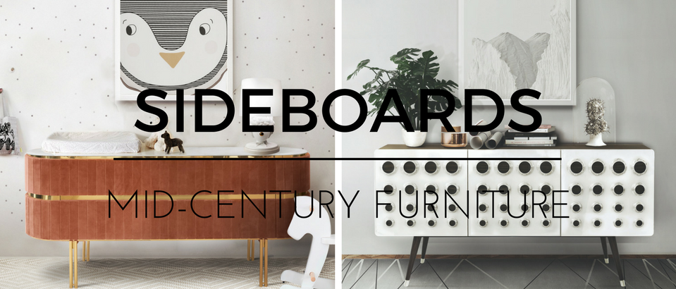 Fall & Winter Decor- Our Selection of the Best Mid-Century Sideboards_9