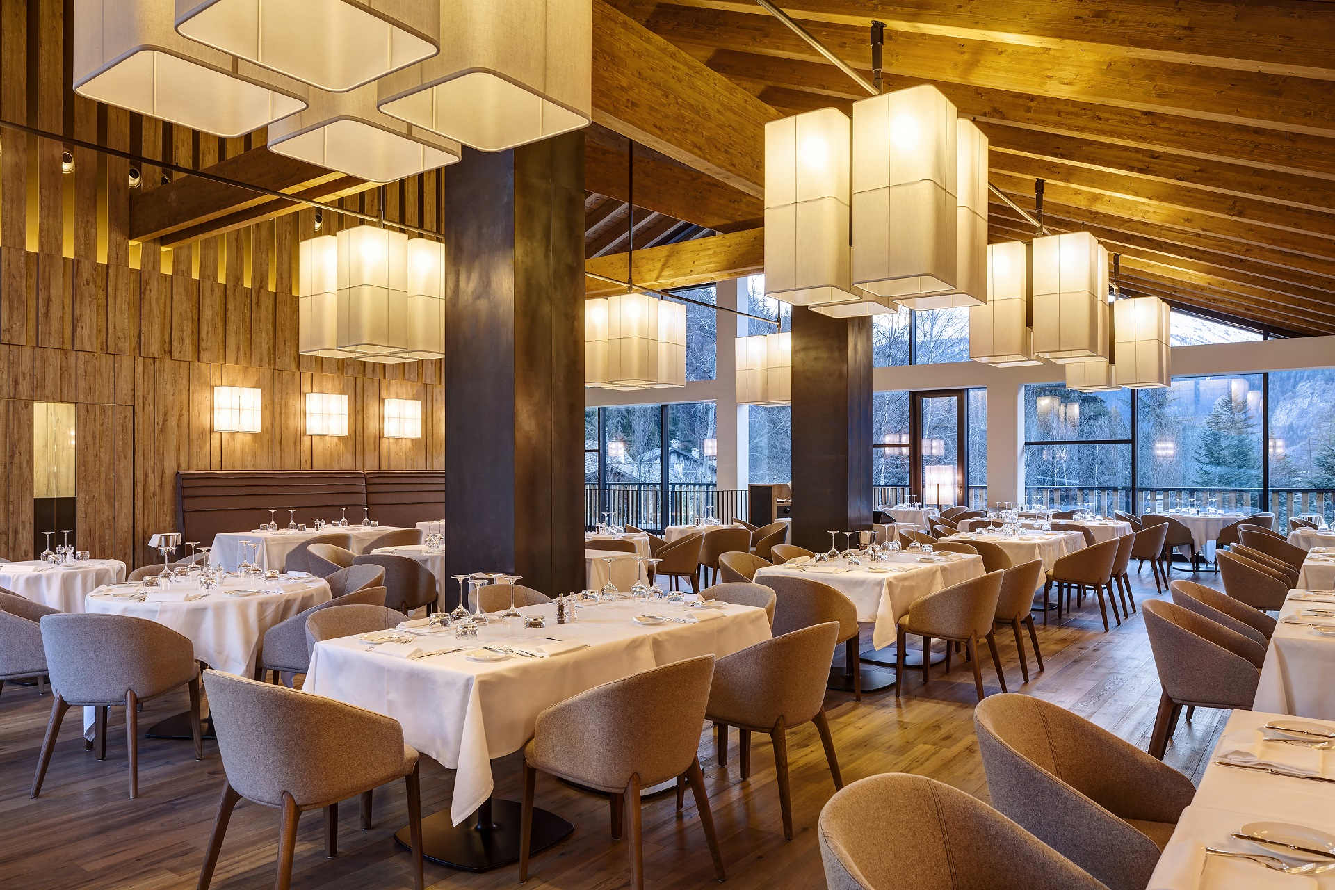 Hotel Mont Blanc Courmayeur- Where You Should be Spending Your Winter