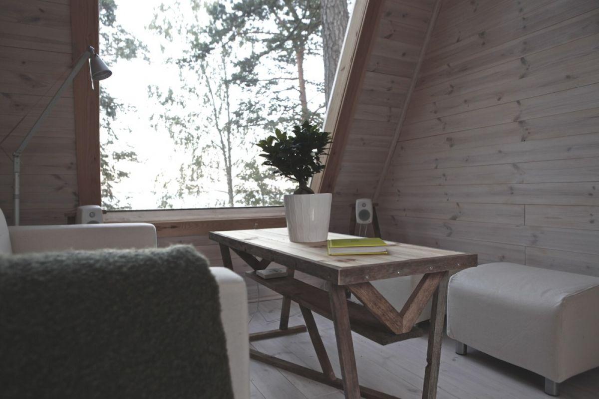 fiinnish design, mökki, sisustus, nido, robin falck, scandinavian design, country house design, natural interior, eco interior, eco design, a tiny house a tiny house Nido: A Tiny House that Makes the Best of Eco Design Nido A Tiny House that Makes the Best of Eco Design 3